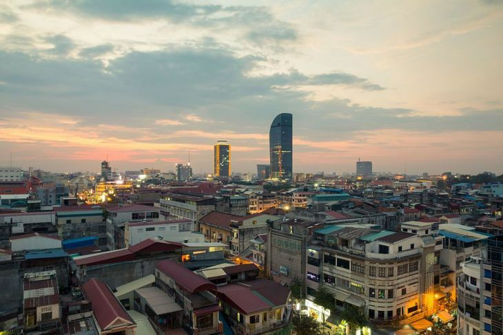 去柬埔寨投资房地产建筑业有哪些优势