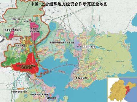中国-上海合作组织地区经贸合作示范园区建设总体方案获批